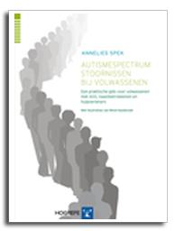 cover boek ASS bij volwassenen van Annelies Spek